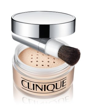 Clinique Blended Face Powder and Brush  Loser Puder für Damen