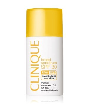 Clinique Mineral Sunscreen SPF 30 Face Sonnenlotion für Damen und Herren