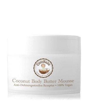 CocoBaba Coconut Body Butter Mousse Körperbutter für Damen