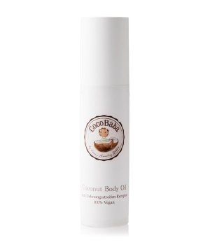CocoBaba Coconut Body Oil Körperöl 100 ml
