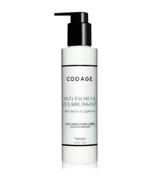 CODAGE Concentrated Body Milk Anti-Spots & Lightener Body Milk für Damen und Herren
