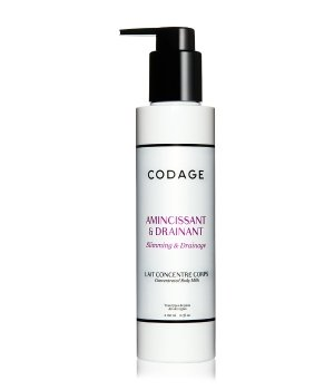 CODAGE Concentrated Body Milk Slimming & Draining Body Milk für Damen und Herren