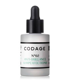 CODAGE Serum N°2 Anti-Shine & Imperfections Gesichtsserum für Damen und Herren