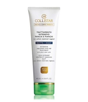 Collistar Body Care Abdomen & Hip Treatment Night Bodylotion für Damen