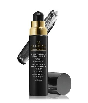 Collistar Face Care Sublime Black Precious Seru...