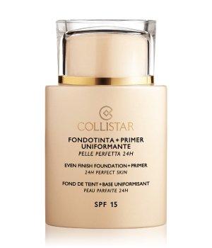 Collistar Face Even Finish SPF 15 Flüssige Foundation 35 ml Nr. 3 - Sand