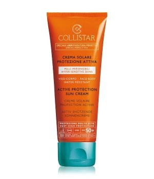 Collistar Sun Care Active Protection Sun Body SPF 50+ Sonnencreme für Damen und Herren