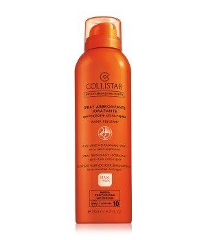 Collistar Sun Care Moisturizing Tanning Spray SPF 10 Sonnenspray für Damen und Herren