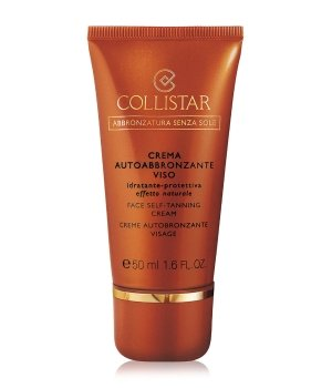 Collistar Sun Care Self-Tanning Face Selbstbräunungscreme für Damen und Herren