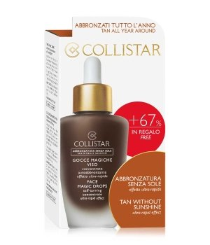 Collistar Sun Care Selbstbräunungscreme 50 ml