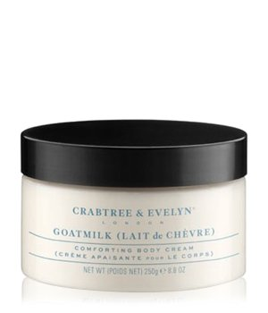 Crabtree & Evelyn Goatmilk & Oat Comforting Body Cream Körpercreme für Damen und Herren