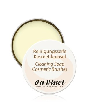 da Vinci Reinigungsseife Kosmetikpinsel  Pinselseife für Damen