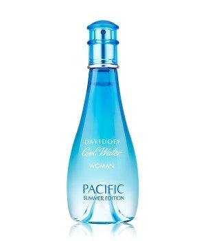 Davidoff Cool Water Woman Pacific Summer Eau de Toilette für Damen
