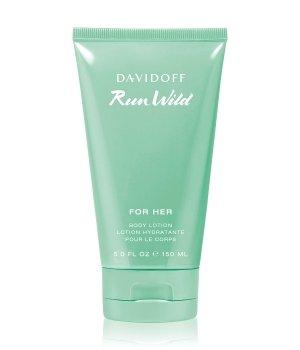 Davidoff Run Wild For Her Bodylotion für Damen