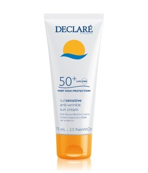 Declaré Sun Sensitive Anti-Wrinkle SPF 50+ Sonnencreme für Damen