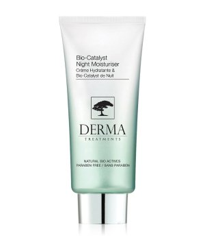 Derma Treatments Energy Bio-Catalyst Nachtcreme für Damen und Herren