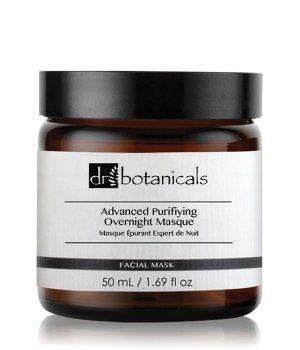 Dr. Botanicals Advanced Purifying Overnight Mask Gesichtsmaske für Damen und Herren
