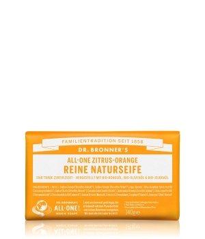 DR. BRONNER'S All-One Zitrus-Orange Stückseife für Damen