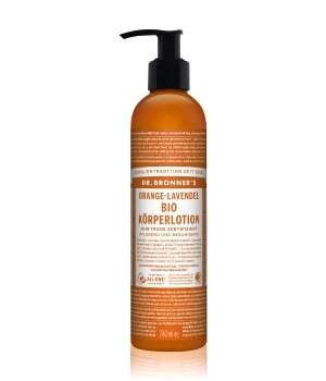 DR. BRONNER'S Bio Orange-Lavendel Bodylotion für Damen
