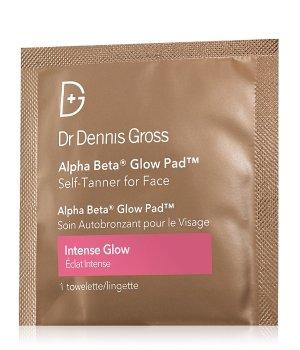 Dr Dennis Gross Alpha Beta Glow Pad Intense Glow Selbstbräunungstuch für Damen