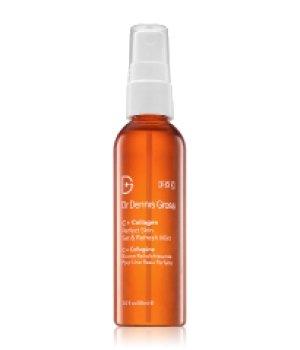 Dr. Dennis Gross C + Collagen Perfect Skin Set & Refresh Mist Fixierspray für Damen und Herren