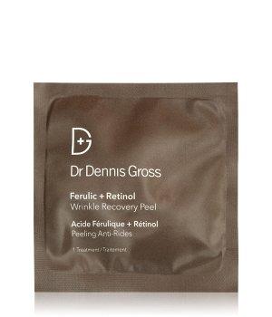 Dr Dennis Gross Ferulic + Retinol Wrinkle Recovery Peel Faltenkorrektur für Damen und Herren