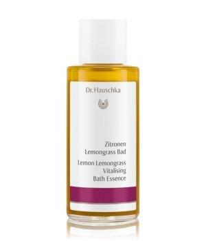 Dr. Hauschka Baden & Duschen Zitronen Lemongrass Bad Badeöl für Damen und Herren