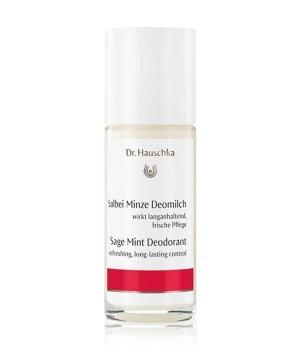 Dr. Hauschka Deodorants Salbei Minze Deomilch Deodorant Creme für Damen