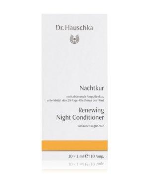 Dr. Hauschka Nachtpflege revitalisierende Ampullenkur Gesichtsserum für Damen und Herren