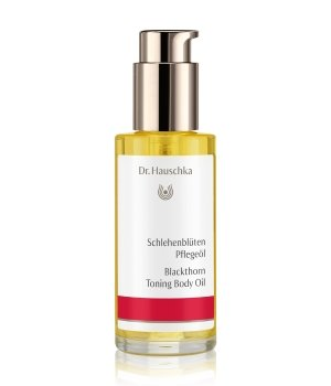 Dr. Hauschka Cremen & Ölen Schlehenblüten Pflegeöl Körperöl für Damen und Herren
