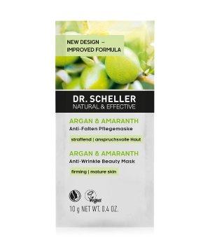 Dr. Scheller Argan & Amaranth  Gesichtsmaske