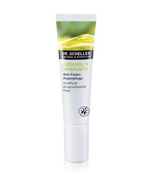 Dr. Scheller Arganöl & Amaranth Anti-Falten Augenpflege Augencreme für Damen