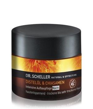 Dr. Scheller Distelöl & Chiasamen Intensiv Aufbau Nachtcreme für Damen