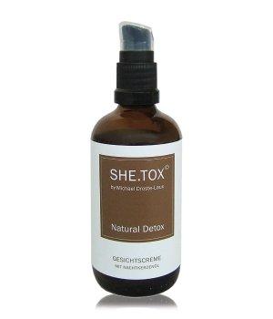 Droste-Laux She.Tox Natural Detox Gesichtscreme für Damen und Herren