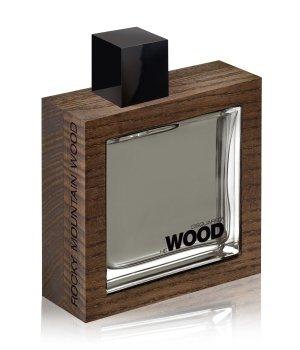 Dsquared² He Wood Rocky Mountain Wood Eau de Toilette für Herren