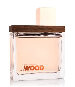 Dsquared² She Wood Eau de Parfum