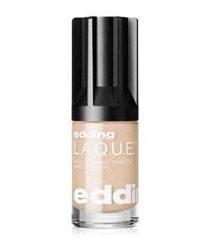 edding L.A.Q.U.E. e-80 LAQUE clean cream Nagellack für Damen und Herren