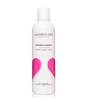Elizabeta Zefi Dedicated to Beauty Thickening Extra Volume Haarshampoo für Damen und Herren