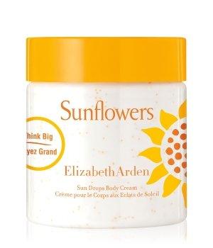 Elizabeth Arden Sunflowers  Körpercreme für Damen