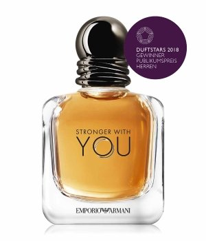Emporio Armani YOU Stronger With You Eau de Toilette für Herren