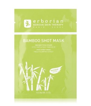 Erborian Bamboo Ritual Shot Tuchmaske für Damen