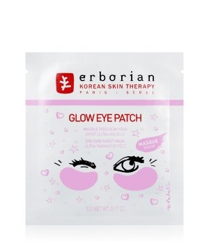 Erborian Glow Eye Patch Augenpads für Damen
