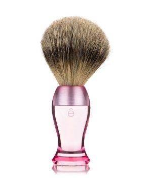 eShave Dachshaar Fine Pink Rasierpinsel für Herren