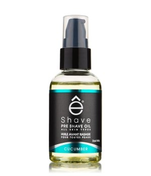 eShave Gurke  Pre Shave Öl für Herren