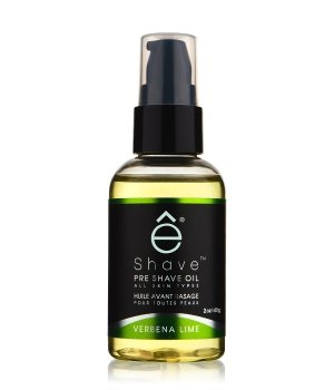 eShave Verbena Limette  Pre Shave Öl für Herren