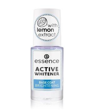 essence Active Whitener Brightening Nagelunterlack 8 ml Transparent