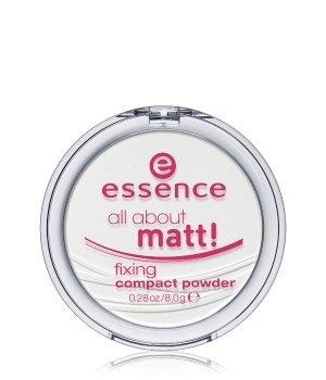 essence All About Matt! Fixing Fixierpuder für Damen