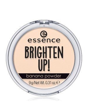essence Brighten Up! Banana Powder Kompaktpuder für Damen