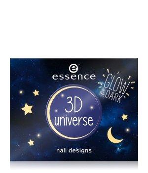 essence Glow In The Dark 3D Universe Nagelsticker für Damen