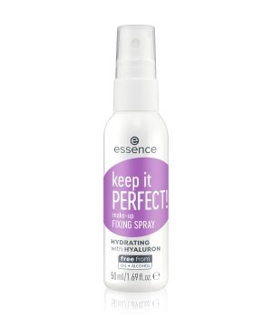 essence Keep It Perfect! Make-Up Fixing Fixing Spray für Damen